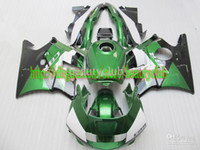 Comression Mold For Honda CBR600 F2 Freecustom F2 Free custom- green black fairings for HONDA CBR600 91 92 93 94 CBR600F2 91-94 CBR 600 F2 1991-1994 1991 1994 ABS bodywork S432