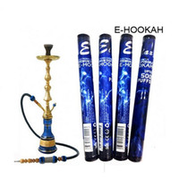 Electronic Cigarette hooka pen - Best price disposable hookah e cigarette electronic hookah pen e shisha hookah Rich flavored disposable e cigarette e shisha hooka