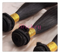 "Peruvian Hair Straight 5a human hair Queen Hair Products 5A Unprocessed Length 8""-24"" 3pcs lot Peruvian Virgin Hair Straight Can Be Dyed And Bleached Free Shipping"