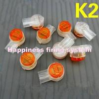 Wholesale FedEX DHL pieces K2 insulation Igniters wire connectors