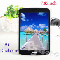 Cheap tablet Dual camera Android 4. 2 MTK8312 dual core 7. 85 ...
