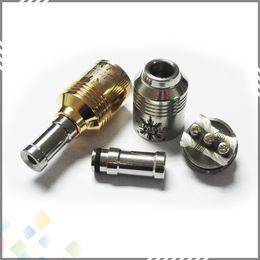 Wholesale DIY Nimbus Clearomizer Forge Rebuildable Atomizer V5 Nimbus Atomizer electronic cigarette DHL Free