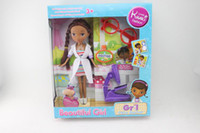 Wholesale 2014 new fashion toy doctor doll Doc McStuffins gift for the princess