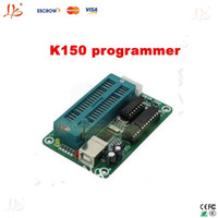 Wholesale Freeshipping PIC K150 ICSP Programmer USB Automatic Programming Develop Microcontroller
