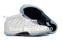 Wholesale Air Foamposite ONE WHITE OUT MEMPHIS MADNESS foam men basketball shoes