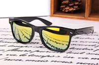 anti reflex glasses - 2014 New Men Women sunglasses sunglasses polarized lens reflex anti reflective glasses unisex sunglasses outdoors