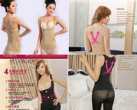 Wholesale 2014 Autumn Winter Women Braest Body Shapers Slim Underwear Lady Corsets DEU