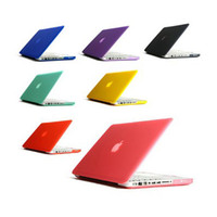 Wholesale Rubberized Fosted Matte Matt Transparent Rubberized Cover Case Anti Glare For Apple Macbook Air inch Protective Shell