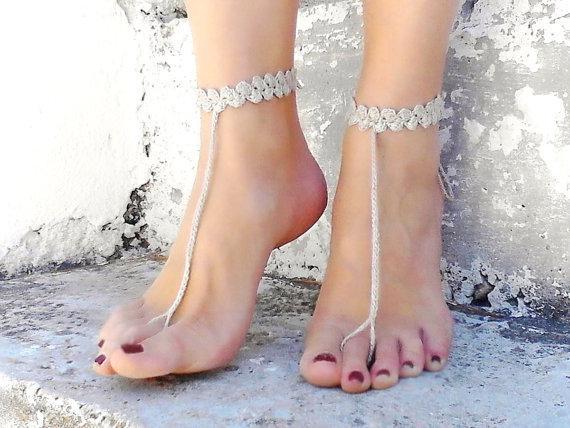Beautiful Naked Feet 30
