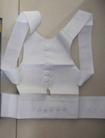 Cheap Comfortable Magnetic Posture Back Shoulder Corrector Support Brace Belt 50pcs lot OPP bags packing