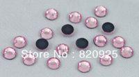 Wholesale 1440 X SS20 Light Rose Crystal Iron on Hotfix Rhinestone Diamante gross DMC