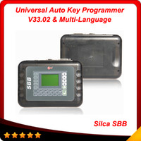 Wholesale 2016 Latest Version V33 Silca Immbolizer Sbb Key Programmer super languages SBB Key Pro LockSmith Multi brand DHL