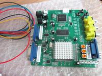 Wholesale RGB CGA EGA YUV to VGA Arcade HD Video Converter Board Brand New