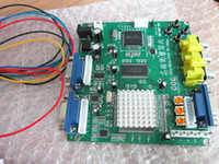 Wholesale RGB CGA EGA YUV to VGA Arcade HD Video Converter Board Brand New