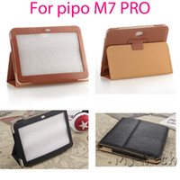 Wholesale x Screen protector x Original Leather Stand Case For PIPO M7 PIPO M7PRO Tablet PC