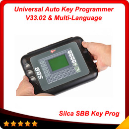 Wholesale 2016 High recommand SBB Silca V33 Stable Performance Multi language Top selling sbb key programmer