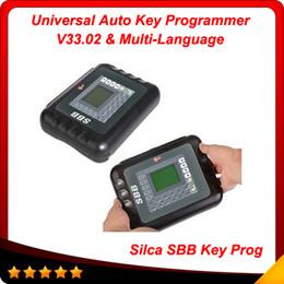 2014 Panic buying Hot selling Multi-language key programmer sbb v33 New version free shipping
