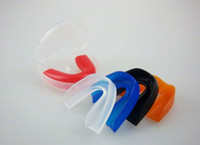 Wholesale Sports Basketball Night Teeth Grinding Football Boxing Rugby Karate MMA Gum Shield Mouthguard Mouth Guard