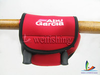 Tackle Storage   Abu Garcla Baitcasting Reel Fishing Bag Reel Protective Cover Reel Case (red s#) china post air