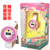 Cheap Genuine Audi Double Diamond balala little magic fairy toys upscale Evening Star Box 581365 electronic watches watches