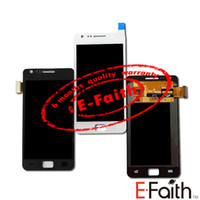 LCD Screen Panels i9100 - For Samsung i9100 Galaxy S2 LCD with Touch Screen Digitizer Assembly