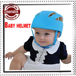 Wholesale Baby toddler cap new style toddler Care cap toddler helmet infant skullguard Baby crash helmets