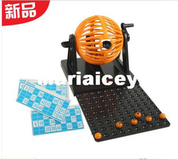 Wholesale superior manual control Simulation Select number Lottery machines ERNIE lottery machine table games