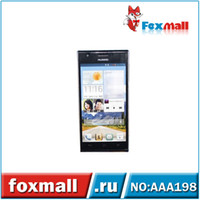 Wholesale Original Huawei Ascend P2 G LTE Quad Core Mobile Phone HD Screen GB RAM GB ROM Android NFC OTG MP Multi Language
