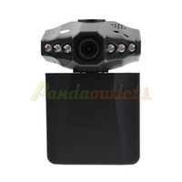 Wholesale car dvr H198B HD Vehicle Car Camera DVR Inch P Road Video Recorder HDMI