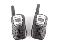 Wholesale T One Pair of Walkie Talkies with Strong Long Range Signal