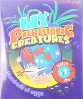 Wholesale 20 sets Fancy Complete Sea Monkey Growing Kits Prehistoric Creatures