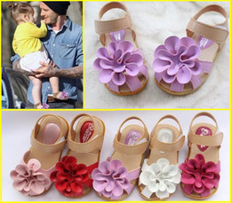 Wholesale OUTLETS Angel Baby Fairy flowers baby sandals Princess shoes yards shoes shop shoes sale drop ship hot sale pairs TP
