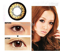 Wholesale Top Sale GEO Contact Lenses Mixed Color Geo Color Contact Lenses Crazy Lens make your eyes more beautiful