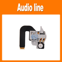 Wholesale Genuine replacement Headphone Audio Jack Flex Cable Replacement for iPad