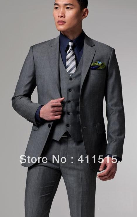Design Men Suit/Custom Made for Tuxedo/wedding Groom Wear Slim Fit ...