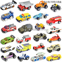 5-7 Years hot wheels - Genuine HotWheels Hot Wheels toy cars cars cars American children playing pocket car