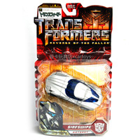 Wholesale Genuine Hasbro toys film Transformers Strengthening Class D Class Autobot Sideswipe boxed licensed