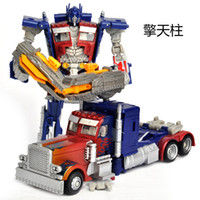 Wholesale Genuine Hasbro Transformers axis motion system to strengthen weapons grade D Optimus Prime