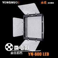 Wholesale Yongnuo YN LED Video Light Lamp for Canon Nikon Sony Camera DV Camcorder