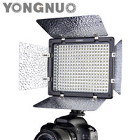 Wholesale Yongnuo YN II LED Video Light for Camera Camcorder k k with IR Remote