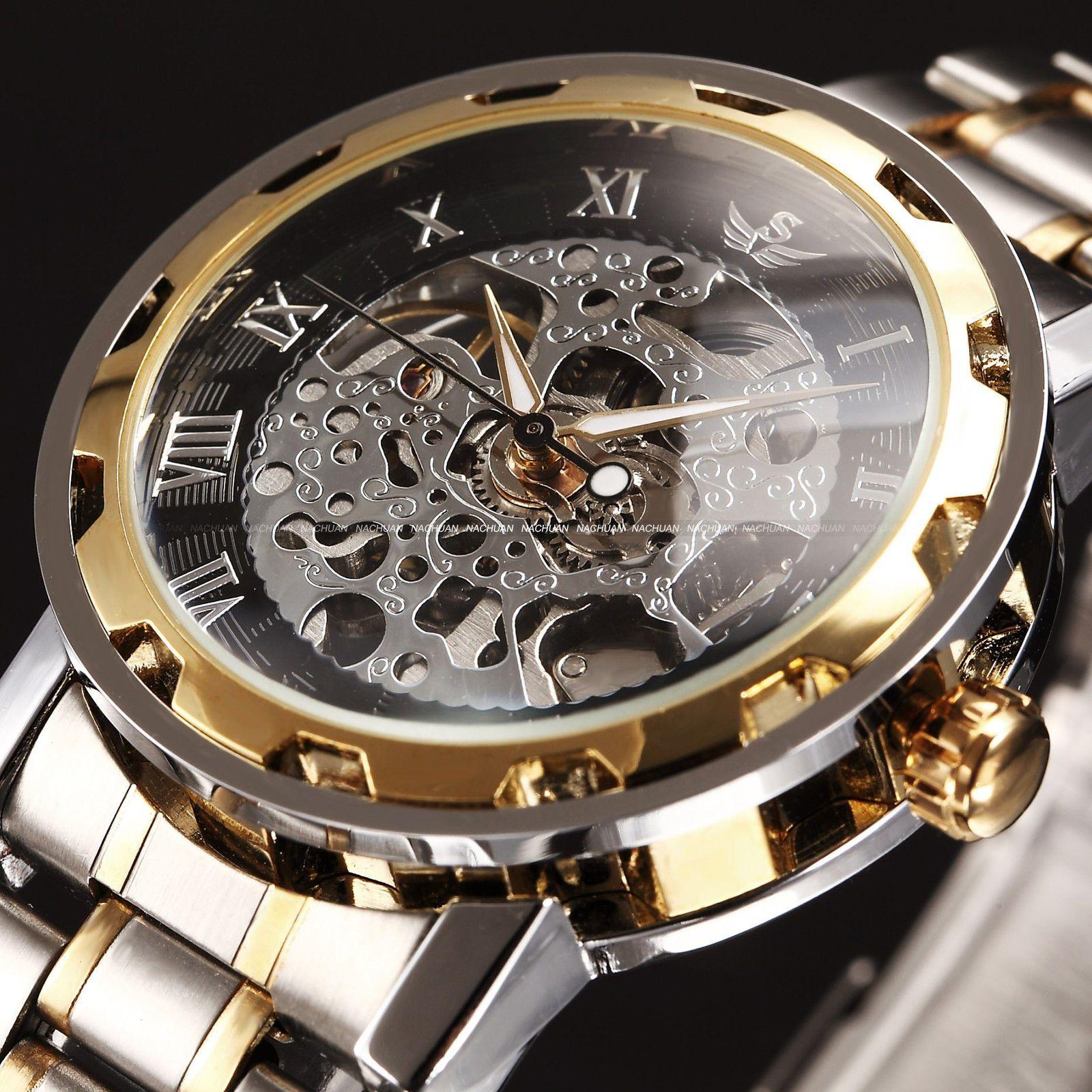 Mechanical Watch Titan