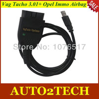 VAGTACHO3.01 airbag - Vag Tacho Opel Immo Airbag EEPROM KEY PIN Code Reader sales promotion