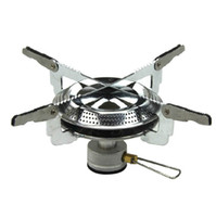 Wholesale Picnic Camping Butane Gas Stove BBQ Burner Cookware Outdoor Portable Classic New