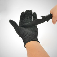 Wholesale New Arrival Wire Safety Anti Slash Cut Proof Static Stab Resistance Protect Gloves Mesh