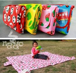 Wholesale Children Clothes NADO children s Boys Girls Outdoor essential Beach mats Picnic mat Baby Crawling Maps Children s Game blanket