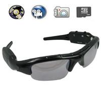 camera glasses - Hot Spy Glasses Special Spy Sunglasses DVR with Hidden Camera Support External SD Card to GB SPC_206