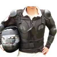 Wholesale Hot Sale Sz M XL New Mens Motorcycle Body Armor Back Spine Chest Protective Jacket