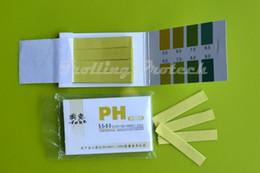 Wholesale 50Pack pH MetersPH Test strips Indicator Test Strips Paper Litmus Tester Urine amp Saliva