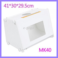 Wholesale 5500K Color Temperature MK40 mm Professional Photography Light Kit Photo Soft Box