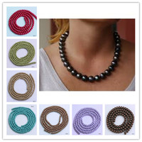 Pearl loose faux pearls - Crazy Price Rolls European Loose Faux Pearl Beads Fit DIY Jewelry Bracelet Necklace Craft Making Colors Available BDC